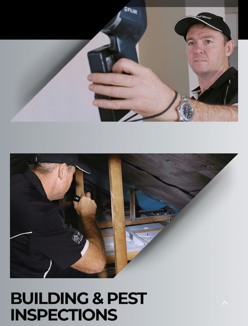 Building and Pest Thermal Cameras